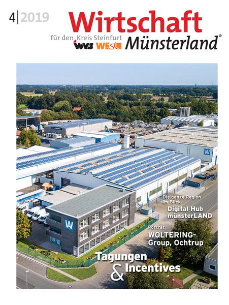 Woltering-Titel Wirtschaft Münsterland