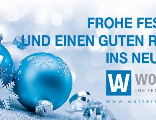 Weihnachtsgrüße und Neujahrswünsche